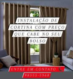 Instaladores de cortinas