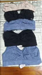 Combo roupas gestante