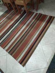 Lindo tapete listrado 1,50x2,00