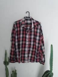 Camisa xadrez GG
