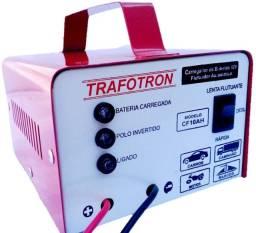 Carregador De Bateria 12v Até 300amperes Cf10ah Inteligente