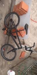 Bicicleta só pega anda