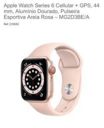 IPlace - Apple Watch series 6 44mm GPS + Cel
