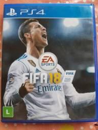 CD Fifa18 PS4