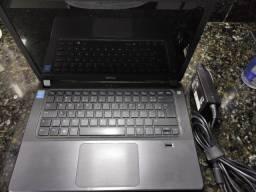 Ultrabook Dell i5/ssd240gb/4gb/gt740m