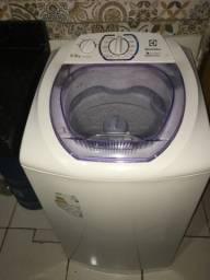 Máquina lavar semi nova