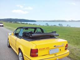 Ford escort xr3 conversível colecionador 1988