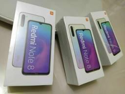 celular Xiaomi not8 64GB lacrado na caixa