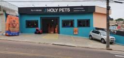 Banho e tosa, veterinária e pet shop