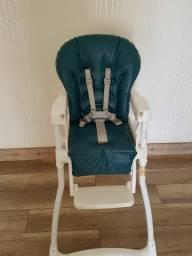 Cadeira para Refeição Peg-Pérego Merenda Verde