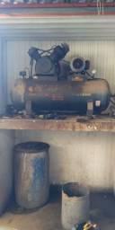 Compressor de ar comprimido 25 pés