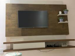 Painel suspenso, para televisão até 65 polegadas