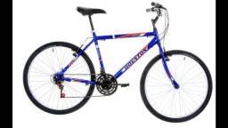 Bicicleta Aro 26 Houston Foxer.