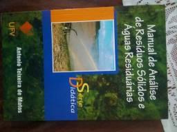 Manual de análises de resíduos sólidos e águas residuárias (novo)