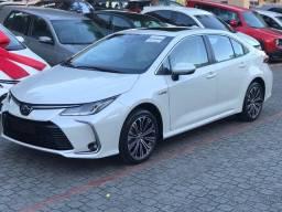 Corolla altis hybrid premium 2021 0KM