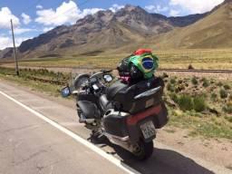 Maravilhosa moto!