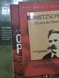 Lote 4 Livros