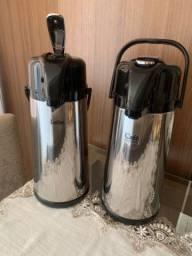 Garrafa térmica invicta 2,2 litros
