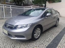 Honda Civic Lxl Flex Aut. ano 2012