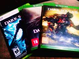 Dark Sous 1, 2 e 3 Xbox One