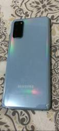 Samsung S20 zero com NF