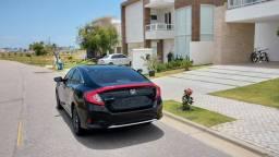Honda Civic EXL 2021 Aut: (0Km)Quitado Sem Restrições!!!