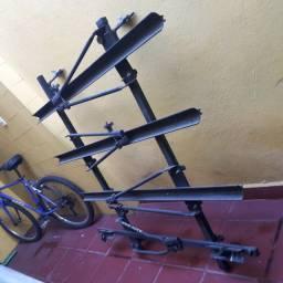 Rack para 4 bikes