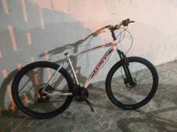 Troco Bicicleta aro 29 com nota em Shineray