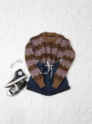Suéter vintage
