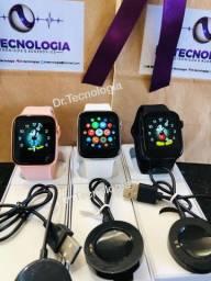Smart Watch iwo T500, a pronta entrega, aceitamos todos os cartões