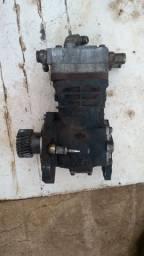 Compressor ar freio caminhão