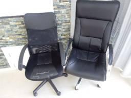 Cadeiras escritorio executivas
