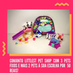 Kit mágica Littlest Pet Shop