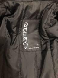 Jaqueta alpinestars impermeável