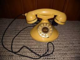 Raro !!! Telefone antigo Mexicano funcionando !!!