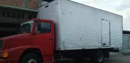 Caminhão bau fretes e mudanças vermelhão caminhão bau fretes barato disponível