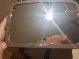 Espelho retrovisor para bebê