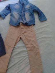 Desapegando roupas menino n° 03/04 anos