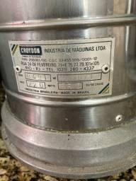Extrator suco de laranja e liquidificador industrial,