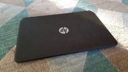 """Note HP 15""""-i3 500gb - Intel - Muito pouco usado + Brinde!"""