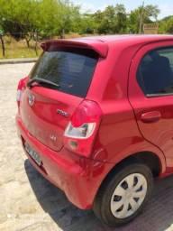 Etios(Toyota) X 1.3 2015 novinho(Vendo ou troco por Corolla/Civic)