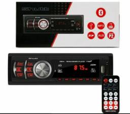 De 140 por 120 radio mp3 usb cartão sd auxiliar frontal