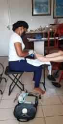 Cadeira Podologia