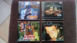 CDs muito conservados