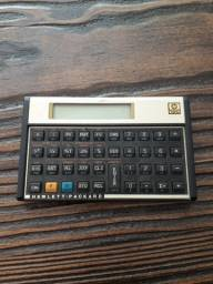 Calculadora financeira 12C Gold F2230A HP BT 1 UN<br>