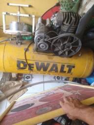 Compressor profissional 200lt