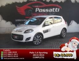 Fiat Palio 1.6 Sporting 2013/2014 completo Mec