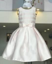 Vestido de Festa Tam. 6 anos - Marca Petit Cherie