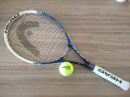 Raquete de tênis Head - Nunca foi usada