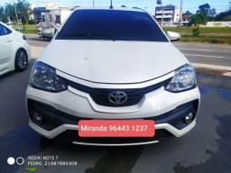 ETIOS 1.5 2017 GNV Miranda